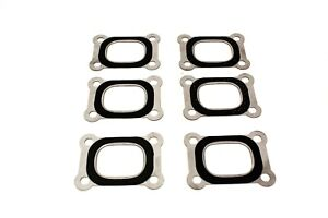 Exhaust Manifold Gasket for Volvo D12 Engine 1547881 (6 PCS.)