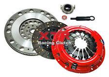 XTR RACING 2 CLUTCH KIT+RACE FLYWHEEL for SUBARU IMPREZA WRX 2.5L TURBO 5-SPD