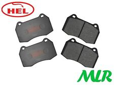 HEL Performance Hp600 Front Brake Pads for Mini Coupe John Cooper Works R58 15
