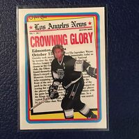 1990/91 O-Pee-Chee  Wayne Gretzky #3  NM/MT+  Factory Set Break!