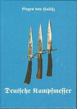 1610: Deutsche Kampfmesser, Eugen von Halasz,  DIN A4