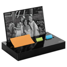 """Post-it Pop-up Note/Flag Dispenser Plus Photo Frame with 3 x 3 Pad 50 1"""" Flags"""