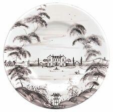 Juliska Country Estate Flint Dinner Plate Main House - Set of 4