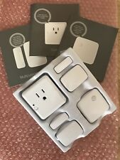 Samsung SmartThings Home devices 2X Multipurpose, Motion Sensors and Outlet