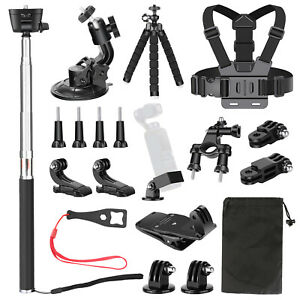 Neewer 20-in- Action Camera Handheld Camera Accessory Kit for DJI