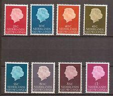 Nederlands Nieuw Guinea - 1954 - NVPH 30-37 - Plakkerrest - NO1408