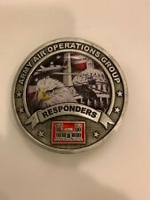 Army Air Operations Group Responders Belt Buckle