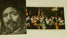 Frans Hals 2 cards