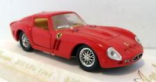 Véhicules miniatures bleus Solido Ferrari