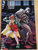 DK III The Master Race #1 Rare Klaus Janson Variant DC Comic VFN Condition