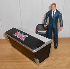 WWE-JBL Wrestling Figure avec Combat cassable commentateurs Table