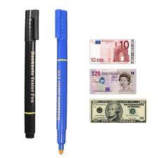 Rilevatore Di Soldi Falsi Penna Tester Controlla Verifica Banconote False Euro
