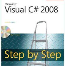 Microsoft Visual C# 2008 by John Sharp
