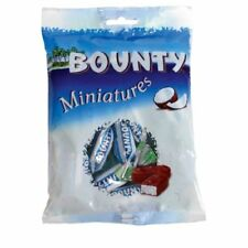 Bounty Miniatures Coconut Wrapped Chocolate - 150 gm