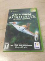 Star Wars Starfighter Special Edition XBOX