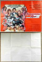 Filmplakat Cannonball Run  II  - Burt Reynolds  - USA 1984