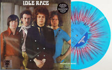 The IDLE RACE LP Idle Race RECORD STORE DAY 2016 BLUE Splatter Vinyl ELO Jeff
