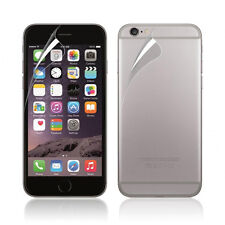 Front And Back Clear Film Screen Protection Display Folie Für Iphone 6 6S 4.7""