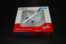 """1:500 Herpa Wings Embraer E190 JetBlue """"Blueberries"""" Reg. N323JB mit OVP"""