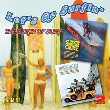 Let's Go Surfin' 2 CD NUOVO