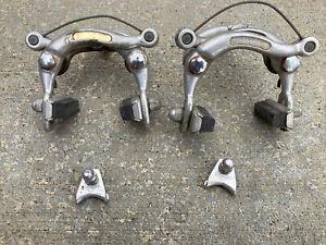 DIA-COMPE Center Pull Brake Caliper Vintage Road Bike Front & Rear (Pair) 5583