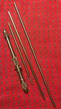 Vintage Starrett Long Range Tubular Inside Micrometer Set