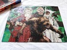 RAVENSBURGER 100 (HAS 104) Large Piece Jigsaw Puzzle -  DOCTOR WHO - COMPLETE.