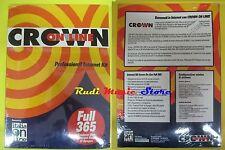 PC CD ROM CROWN ON LINE professional internet kit SIGILLATO SEALED no dvd