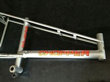 Raleigh Chopper MK2 Main Frame - Original in Super Condition