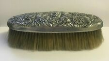 Whiting Sterling Brush Chrysanthemum Pattern #1742