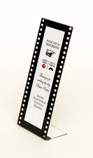 Photo Booth Frames for Photo Booth Strips, 2x6, L style, 100 Acrylic Hollywood