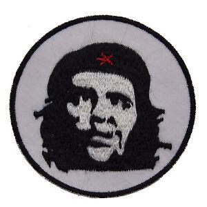 Patch Bestickt Che Guevara Kreation Handwerk Handgefertigt 3300 E3