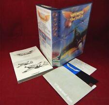 Sharp X68000: Wings of Fury- Broderbund  Japan 1987