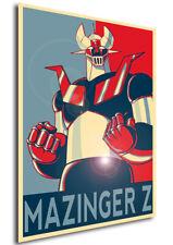 Poster Propaganda - ROBOT - Mazinger Z - Mazinga Z