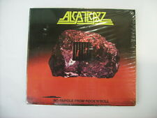 ALCATRAZZ - NO PAROLE FROM ROCK'N'ROLL - CD DIGIPACK NEW SEALED 2011