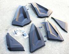 Inserts Panels Half Lower Door For Polaris RZR XP4 1000 XP 900 S4 XP 4D 2014-19