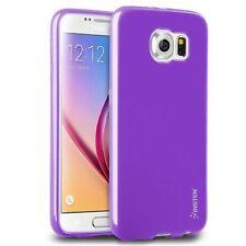 Étuis, housses et coques avec clip violets Samsung Galaxy S6 pour téléphone mobile et assistant personnel (PDA)