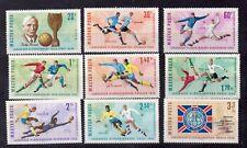 Hungria Deportes Mundial de Futbol año 1966 (DQ-943)