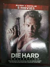 Die Hard 5-Movie Collection Slipcover Only for Blu-ray read discription