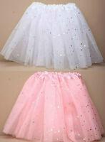 Light Up Tutu Skirt Battery Op Sparkling Fancy Dress Festival Club 1980s Dance