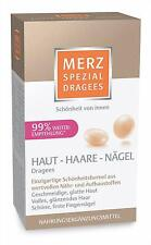 MERZ SPEZIAL DRAGEES 120 - HAIR, NAILS & SKIN  | From Germany