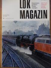 LOK Magazin 81 - Nov/Dez 1976 ** Tilbury-Tender Belgien T16 Canadian Nordamerika