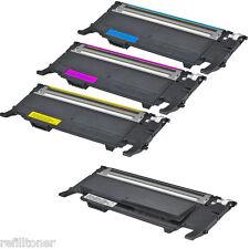 4 HY Toner Cartridge for Samsung CLP-315 CLP-310 CLX-3175 CLX-3170 CLT-K409H CLT