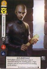 x1 A Game of Thrones LCG 2.0 Stannis Baratheon Alternate Art Promo Cards