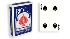 Blue One Way Forcing Deck (4s)