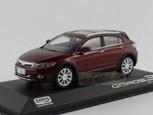 1/43 Qoros 3 CITY SUV Diecast Car Model
