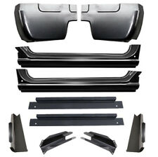 67-72 Chevy C10 Truck Cab Corner Rocker Panel Slip-On Cab Support Mount 10PC Kit