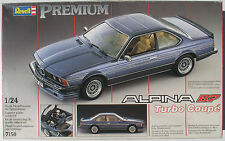 REVELL PREMIUM 7150 - BMW Alpina B7 Turbo Coupe - 1:24 - Modellbausatz Model Kit