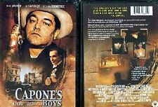 Capone's Boys (DVD, 2002) Mafia Crime Drama - NEW