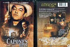 Capone's Boys (DVD, 2002) Mafia Crime Drama - NEW